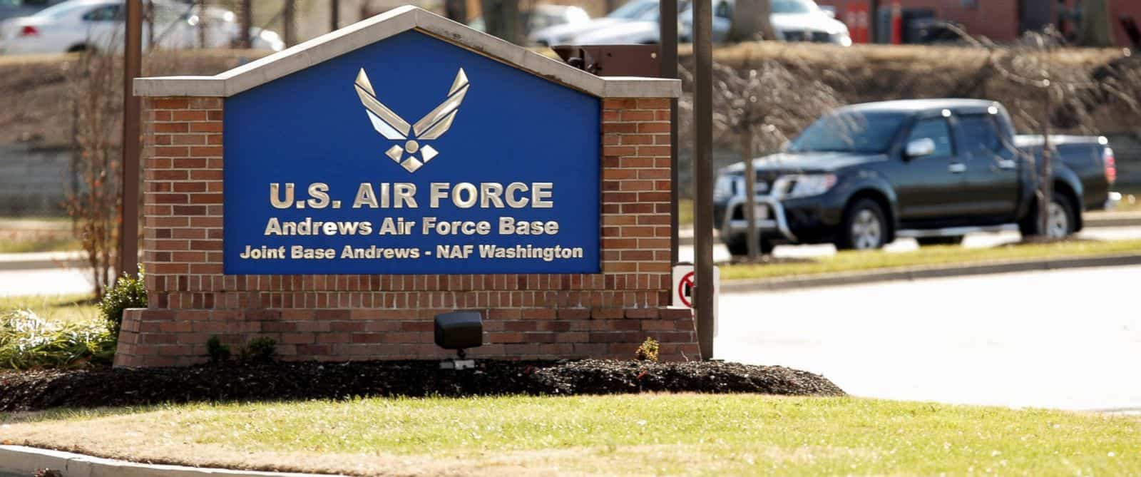 Andrews Air Force Base Was on Lockdown Early Today Because