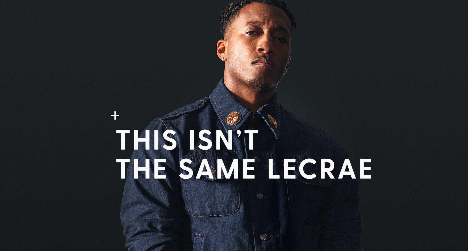 This Isn't The Same Lecrae | RELEVANT Magazine