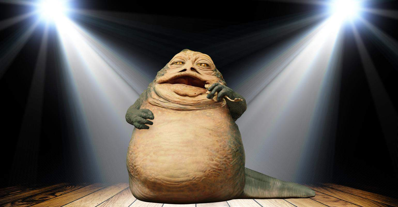 a04ff7fd52 Jabba the Hutt Will Finally Star In His Own Movie, Just Like You Never  Wanted