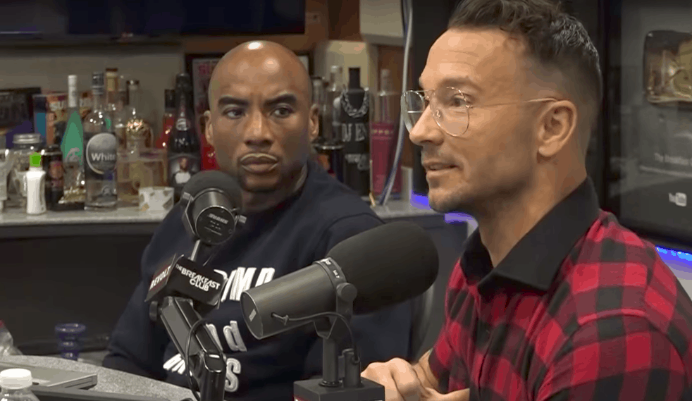 Carl Lentz Discusses Bieber, Biblical Inerrancy, Porn and More on 'The  Breakfast Club'