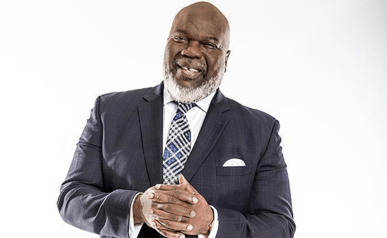TD Jakes Issues an Apology After a Volunteer Was Handcuffed at a