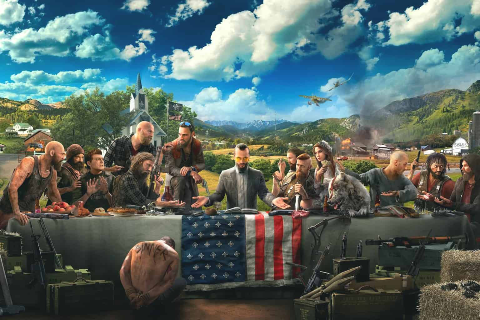 Examining Far Cry 5 S Cult Of Christian Caricatures Relevant