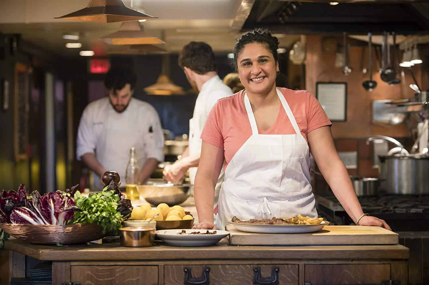 How Netflix Makes A More Soulful Type of Food Show