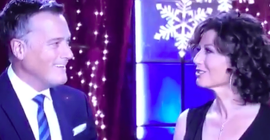 Amy Grant Christmas.Amy Grant Tells A Horrifying Christmas Story And All