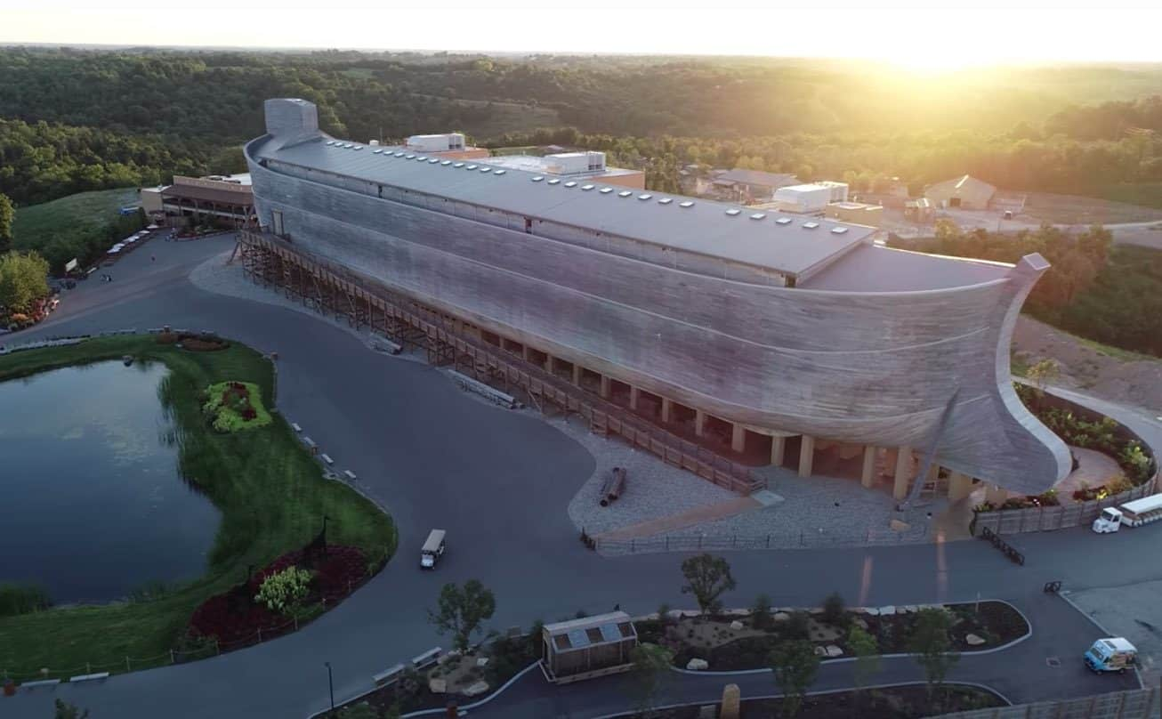 Yes, the Ark Encounter Museum Is Suing for Rain Damage | RELEVANT