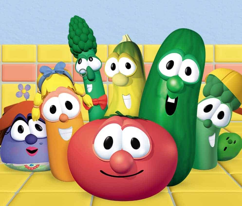 Image result for veggietales