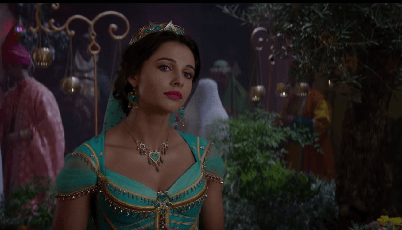 'Aladdin' Actor Naomi Scott: My Faith Is the Foundation of ...