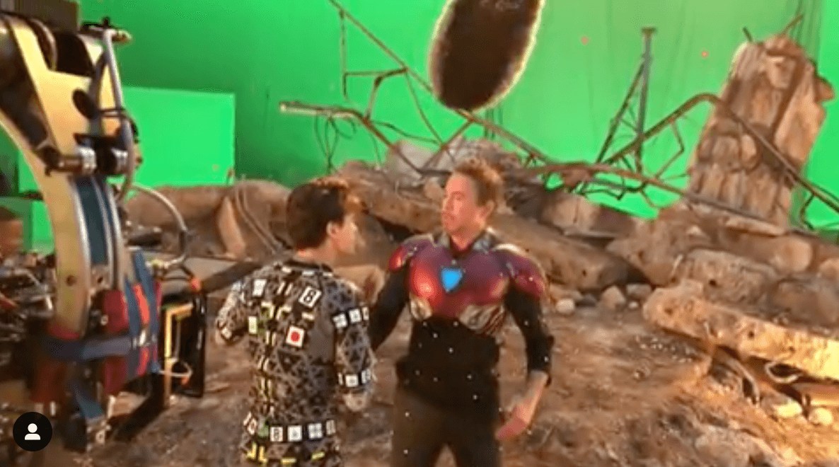 This Behind-the-Scenes Clip from 'Endgame' Takes You Inside