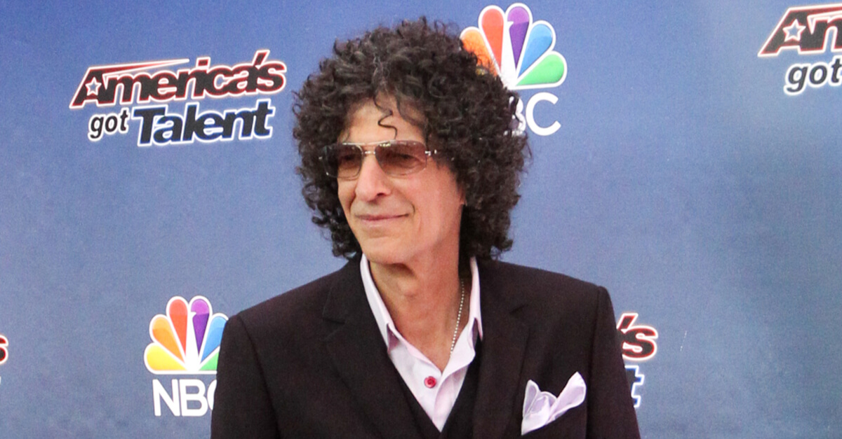 Howard Stern Shares How a Cancer Scare Killed His Narcissism