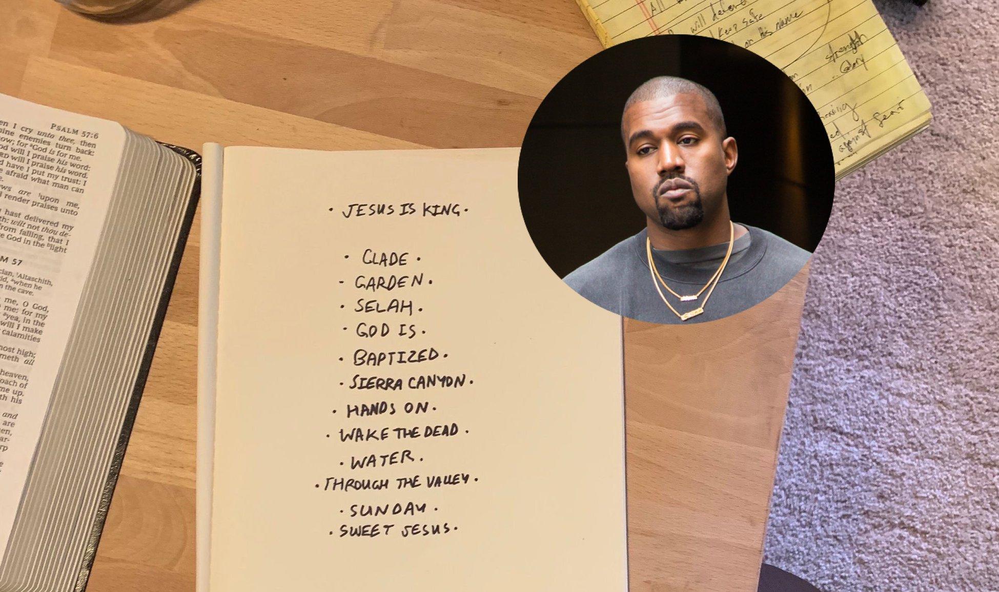 Image result for Kanye West jesus king