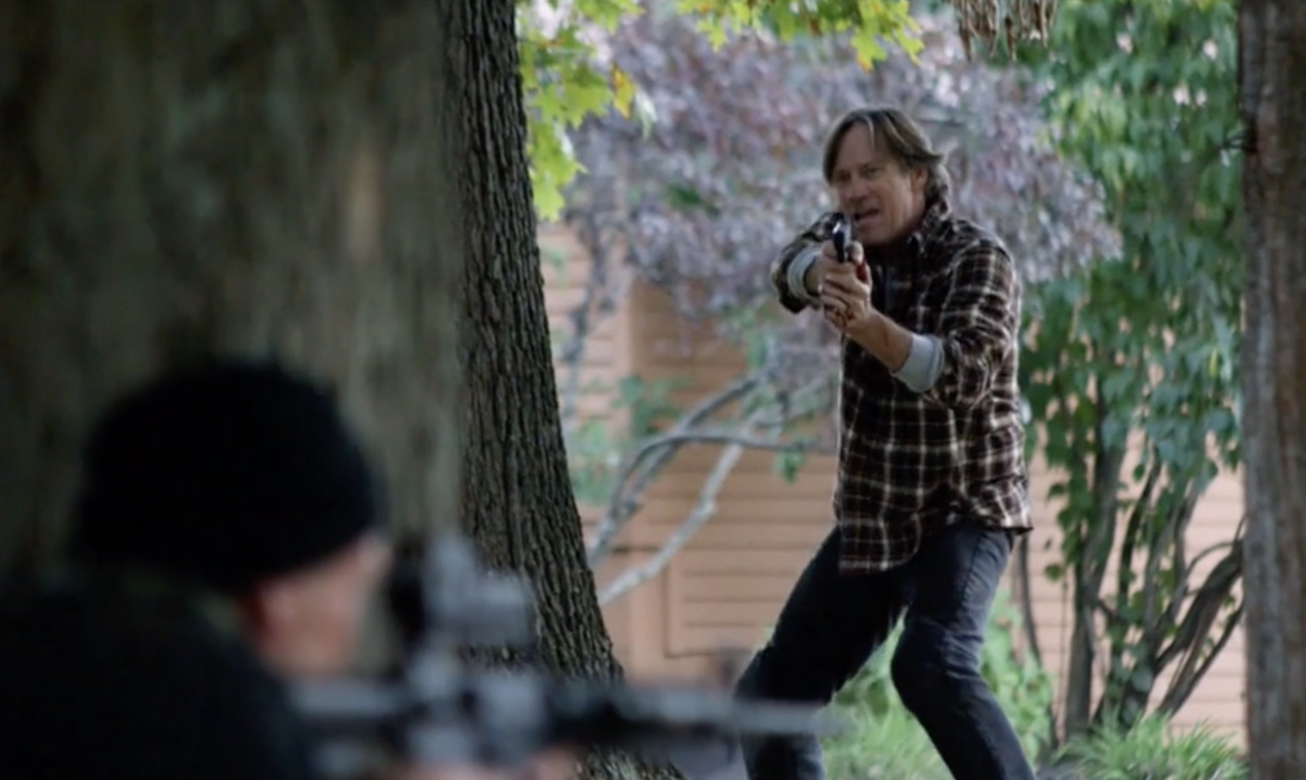 Only Kevin Sorbo Can Protect the Second Amendment in the Bonkers First Trailer for 'The Reliant'