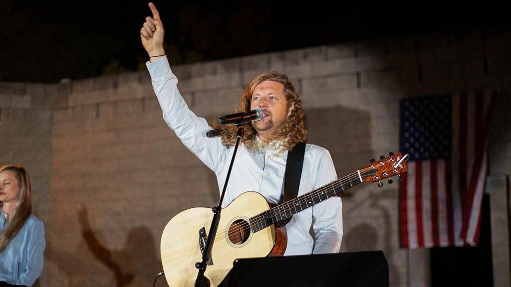 Bethel Music's Sean Feucht Announces Congressional Bid