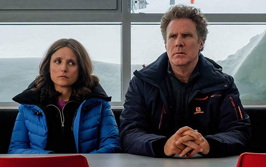 Watch Julia Louis Dreyfus And Will Ferrell S Marriage Get