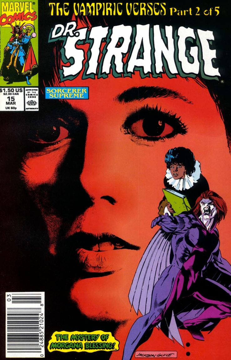 Remember the Time Amy Grant Was Doctor Strange's Girlfriend (Sort of)?