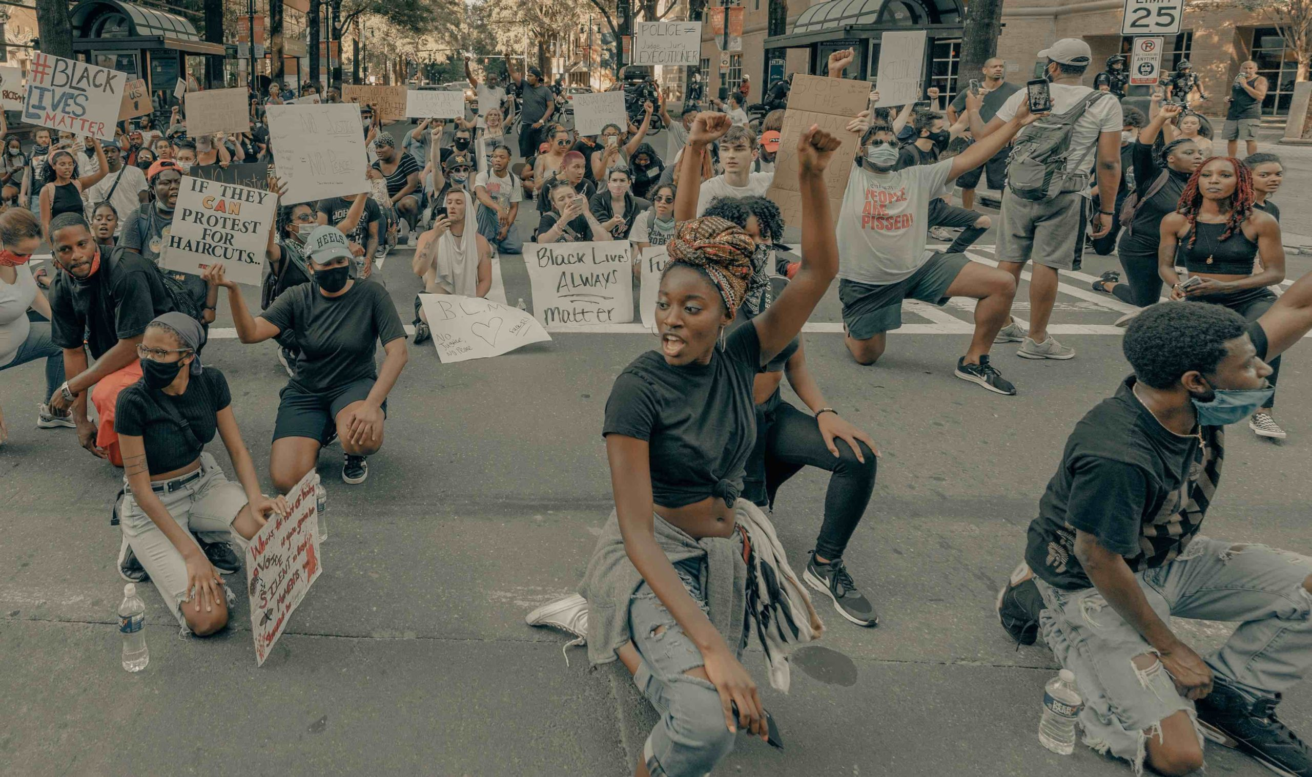 How the Church Can Keep Fighting for Black Lives Once the Headlines Move On | RELEVANT Magazine