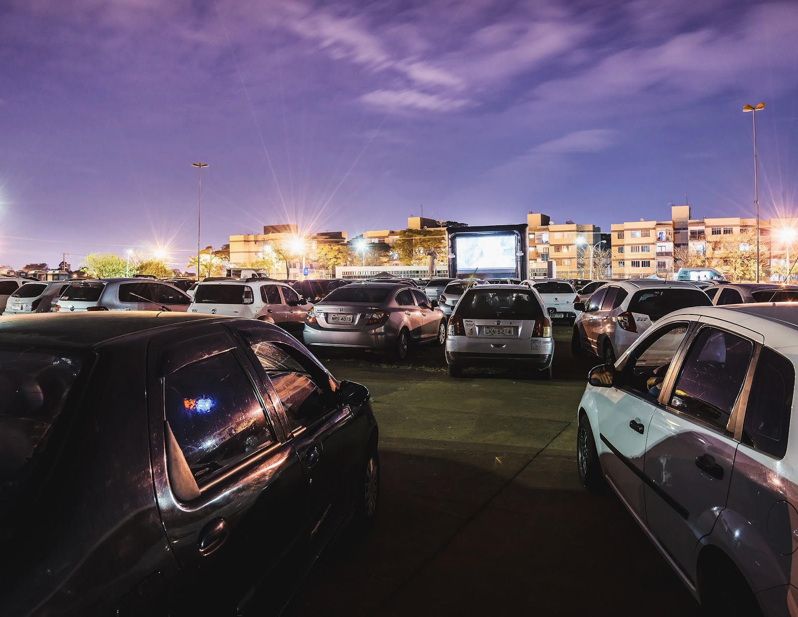 Walmart Is Turning Its Parking Lots Into Drive In Movie Theaters