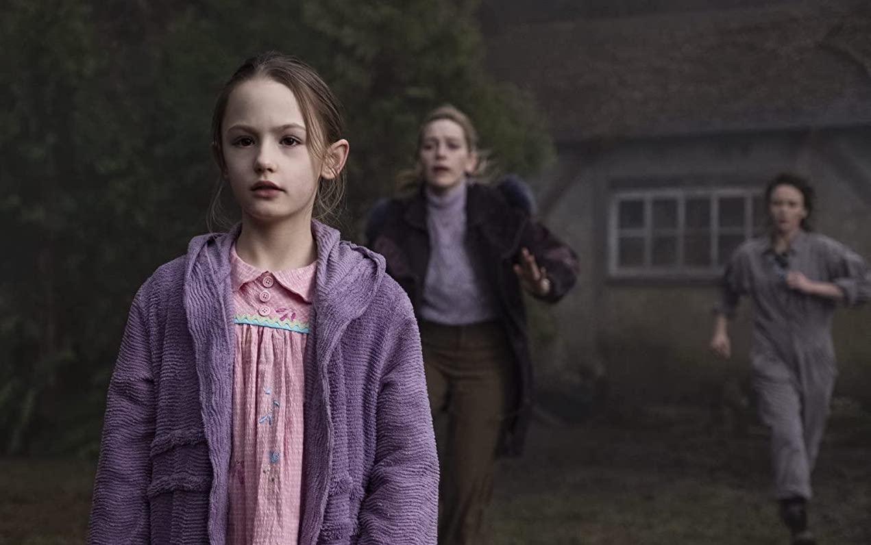 Watch the Official Trailer for THE HAUNTING OF BLY MANOR